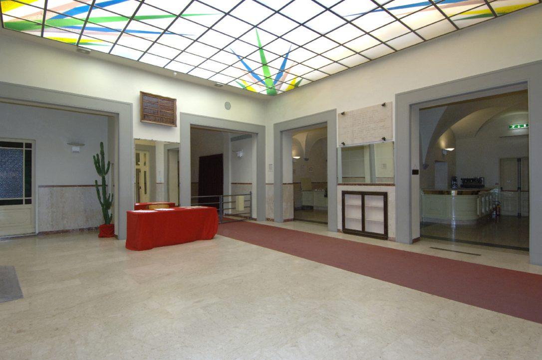 Foyer del Teatro Politeama Pratese