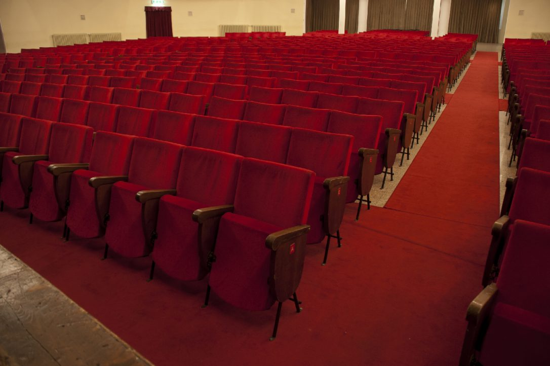 Platea del Teatro Politeama Pratese
